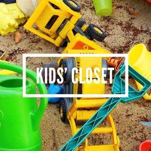 🧸 Kids closet ⚽️🎨🏓🎾